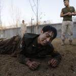 Школа телохранителей в Китае. Фоторепортаж14