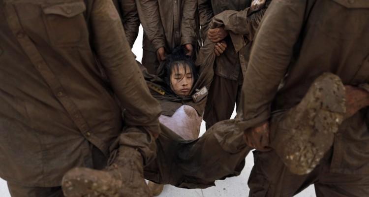 Школа телохранителей в Китае