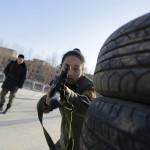 Школа телохранителей в Китае. Фоторепортаж2