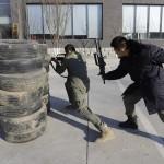 Школа телохранителей в Китае. Фоторепортаж3