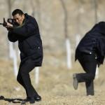 Школа телохранителей в Китае. Фоторепортаж8