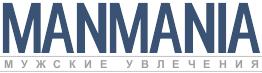 Мужской онлайн журнал — ManMania.ru logo
