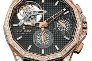 Часы Corum Chronograph Tourbillon 47 Seafender-1