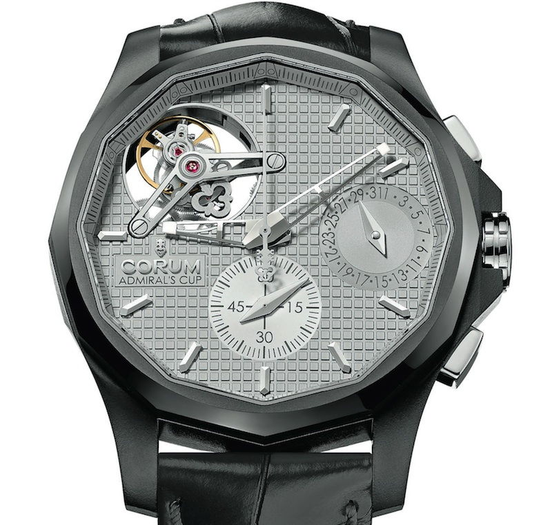 Часы Corum Chronograph Tourbillon 47 Seafender