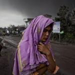 Извержение вулкана Синабунг на Суматре. Фото №3