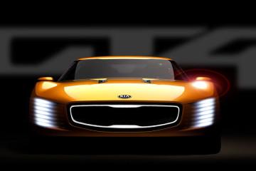 Kia Stinger 2+2 покажут в Детройте