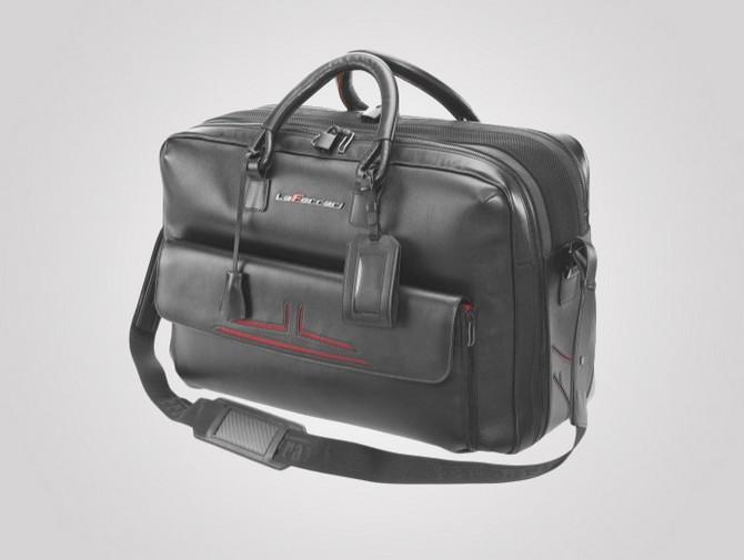 Кожаная сумка LaFerrari