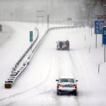 Ледяной шторм в США. Фото №21