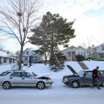 Ледяной шторм в США. Фото №24