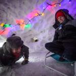 Ледяной шторм в США. Фото №26