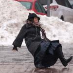 Ледяной шторм в США. Фото №5