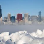 Ледяной шторм в США. Фото №6