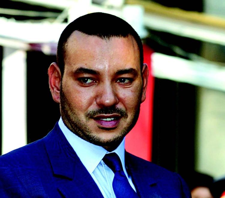 Мохаммед, король Марокко