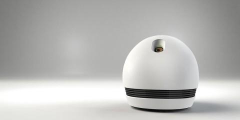 робот, дом, технологии, Keecker