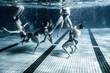 Синхронное плавание. Фото№5
