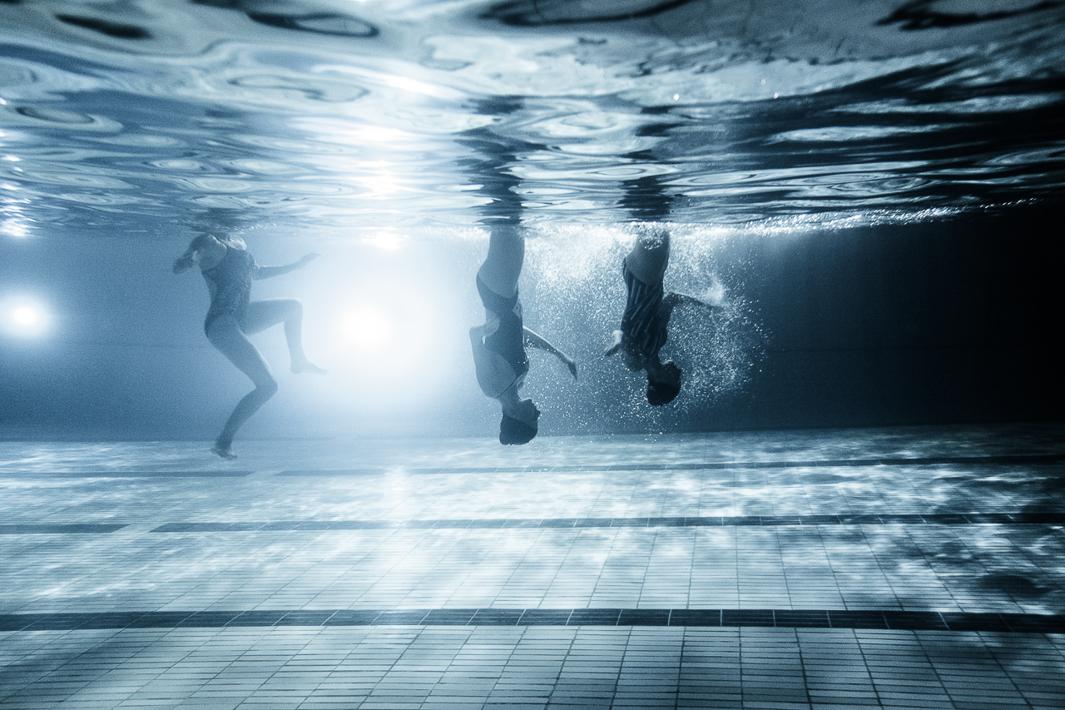 Синхронное плавание. Фото№8