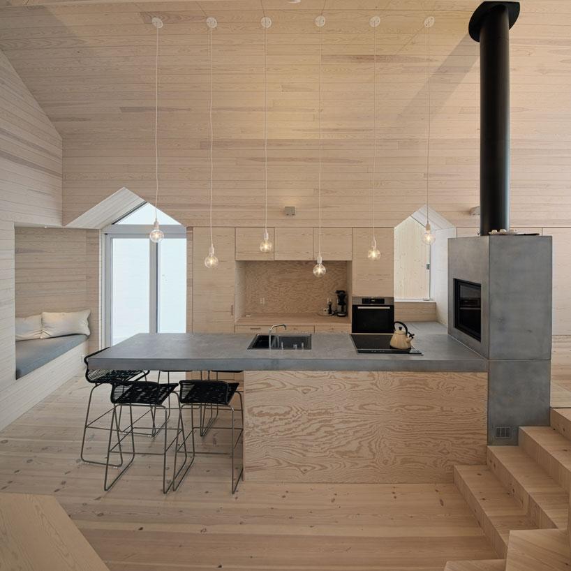 Дом для всей семьи в Норвегии. Фото№10