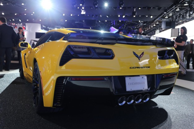 Chevrolet Corvette Stingray Z06