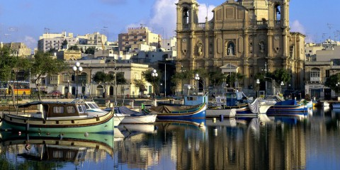 Мальта - прекрасное место для отдыха